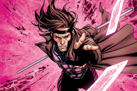 Fan Made Trailer for The Gambit Movie