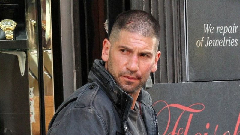 New Pictures from 'The Punisher' Series