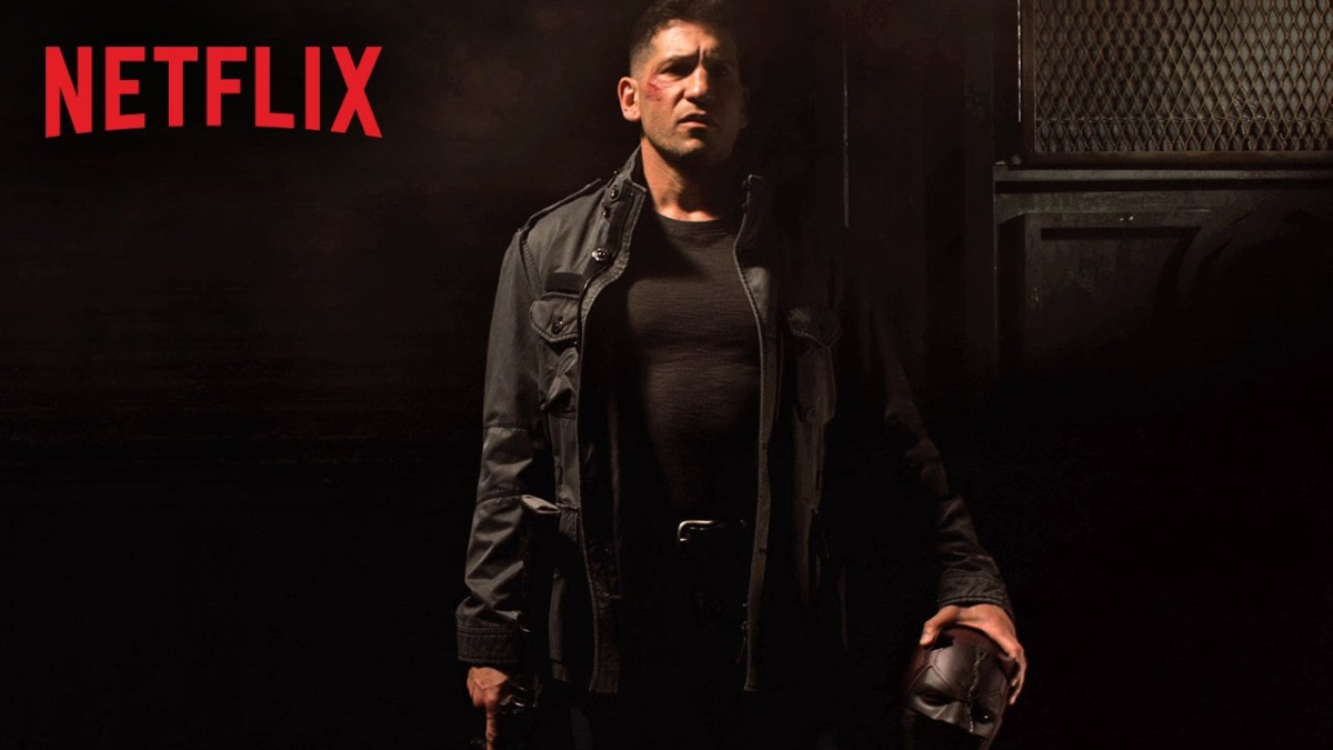 THAT Punisher Poster was Fan-Made, but Still Awesome