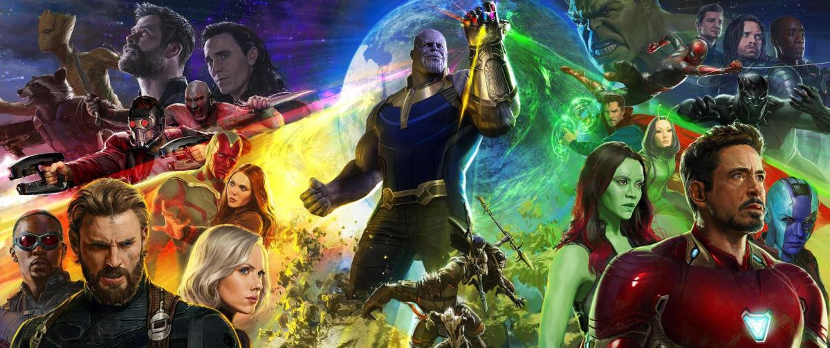 Official Trailer Released for 'Avengers: Infinity War'