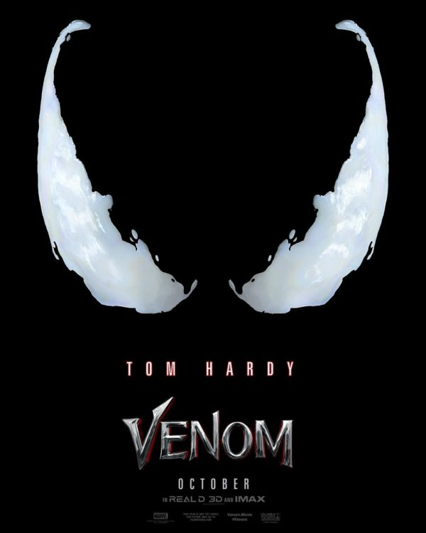 The First 'Venom' Trailer Dropped…Are We Excited For It?