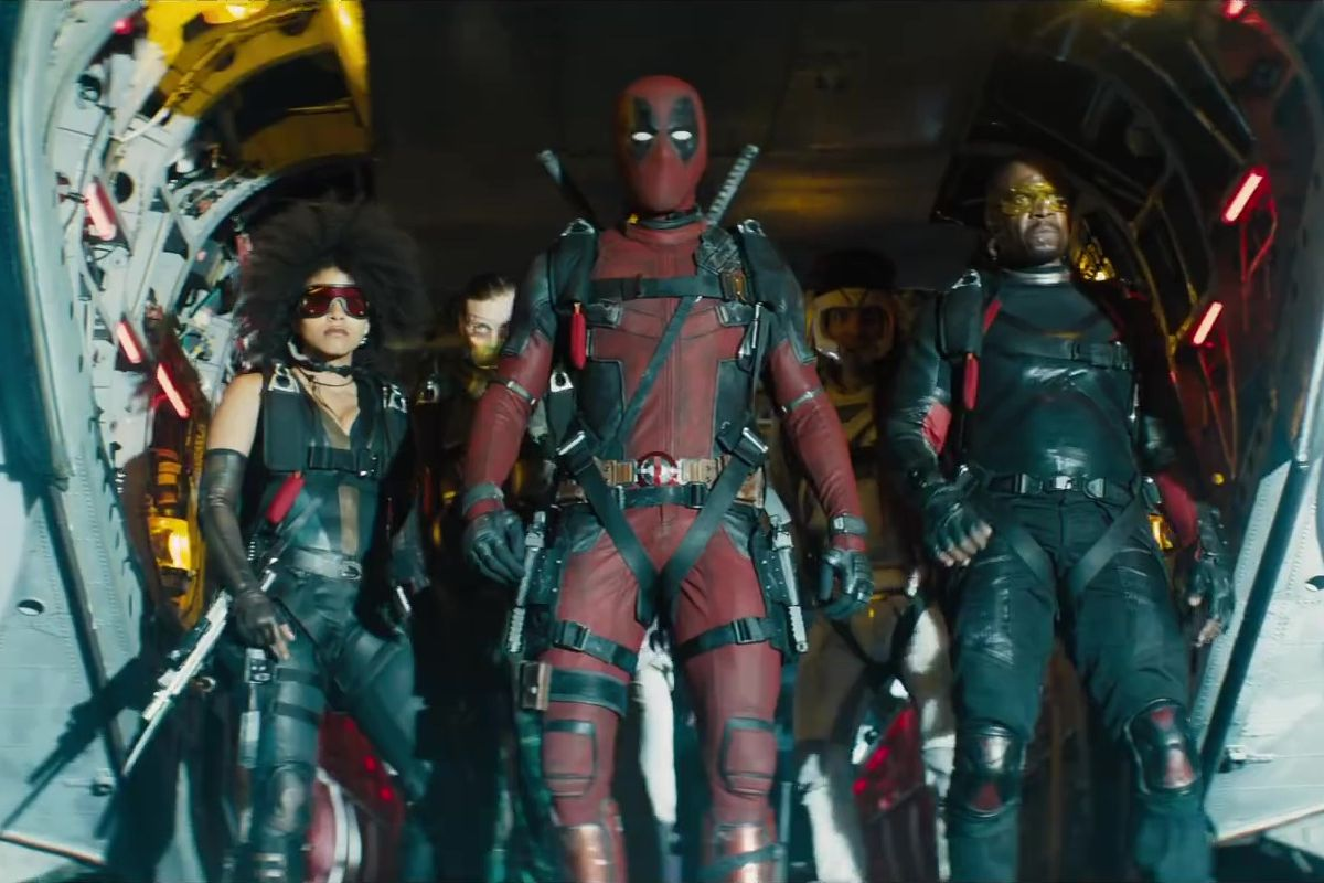 The Return of Our Lord & Savior: 'Deadpool' Returns in an Action PackedTrailer