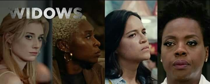 'Widows' Movie Trailer Review
