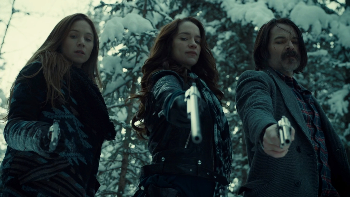 'Wynonna Earp' Review: Keep Watching